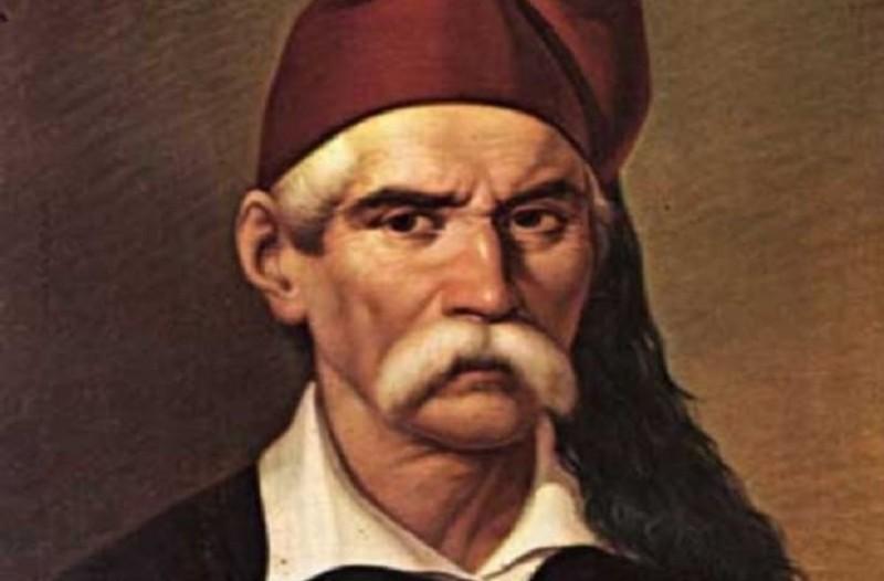 Σαν σήμερα στις 25 Σεπτεμβρίου το 1849 πέθανε ο Νικήτας Σταματελόπουλος