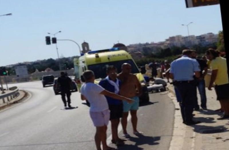 Πολύ σκληρές εικόνες: Νεκρός σε τροχαίο ο Σπύρος Συμεών!