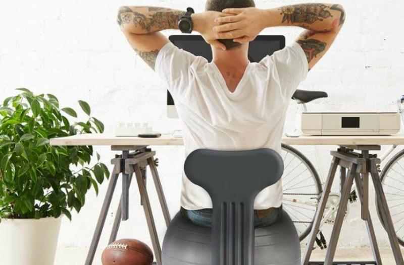 PerforMe Active Sitting System η νέα καρέκλα με παγκόσμια πατέντα που ήρθε για να βελτιώσει την στάση του σώματος σας!