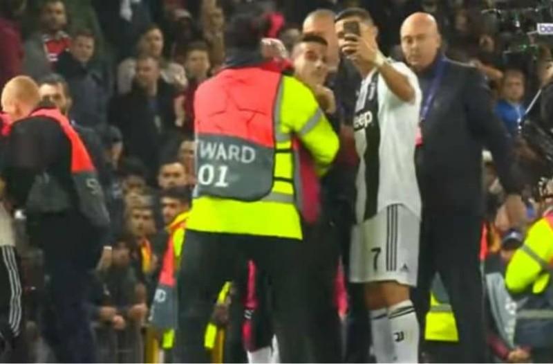 Κριστιάνο Ρονάλντο: Το απίστευτο περιστατικό στο γήπεδο με τον