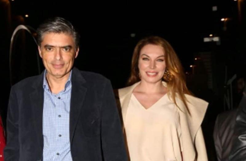 Τατιάνα Στεφανίδου - Νίκος Ευαγγελάτος: Δείτε φωτογραφίες από την βίλα τους στην Χαλκίδα! (photos)
