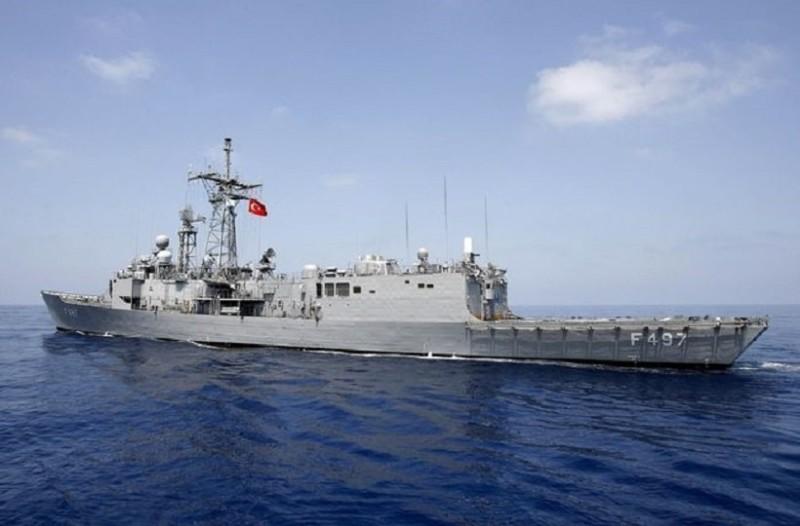 Συνεχίζονται οι τουρκικές προκλήσεις! - Υποβρύχια βύθισαν πλοίο κοντά στο Barbaros!