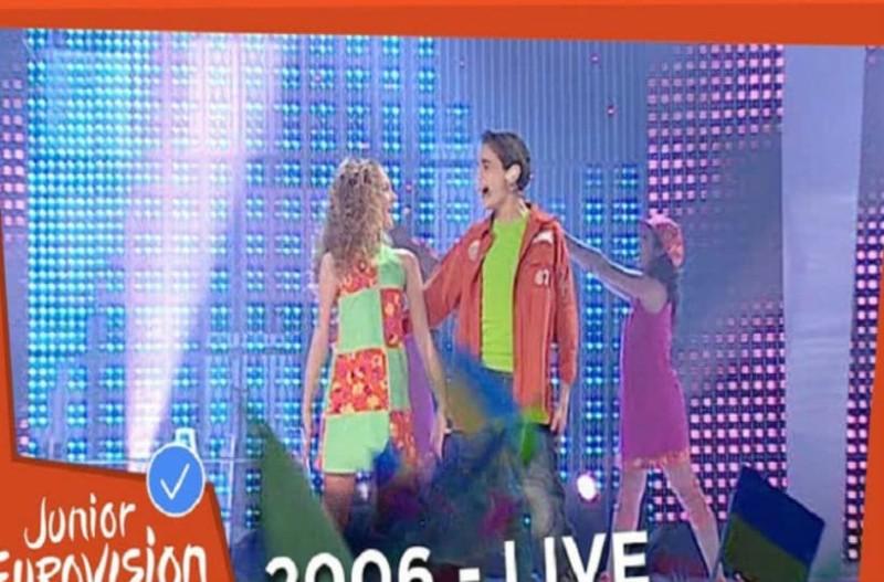 The Voice: Είχε πάει στην Eurovision Junior  και τώρα βρέθηκε στο...Voice!