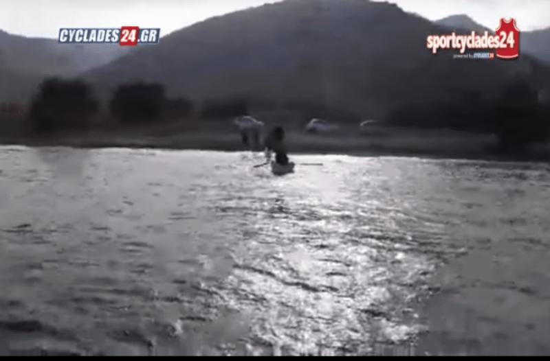 Απίστευτο! Ποδοσφαιριστές δεν έβρισκαν εισιτήρια και πήγαν με βάρκα στη Σέριφο