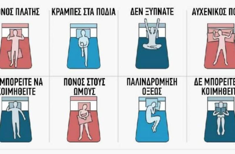 Πως θα απαλλαγείτε από τα προβλήματα του ύπνου σας σύμφωνα με την επιστήμη!