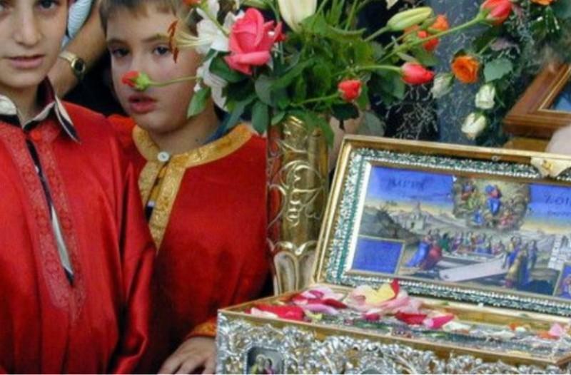 Στη Θεσσαλονίκη από σήμερα η Τίμια Ζώνη της Θεοτόκου