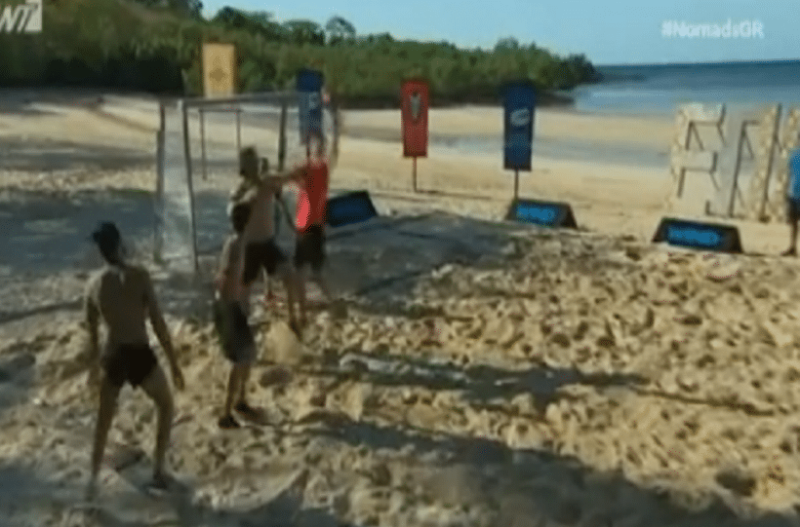 Nomads: Αυτή η ομάδα κέρδισε την επικράτεια και θα μείνει στο νησί! (video)