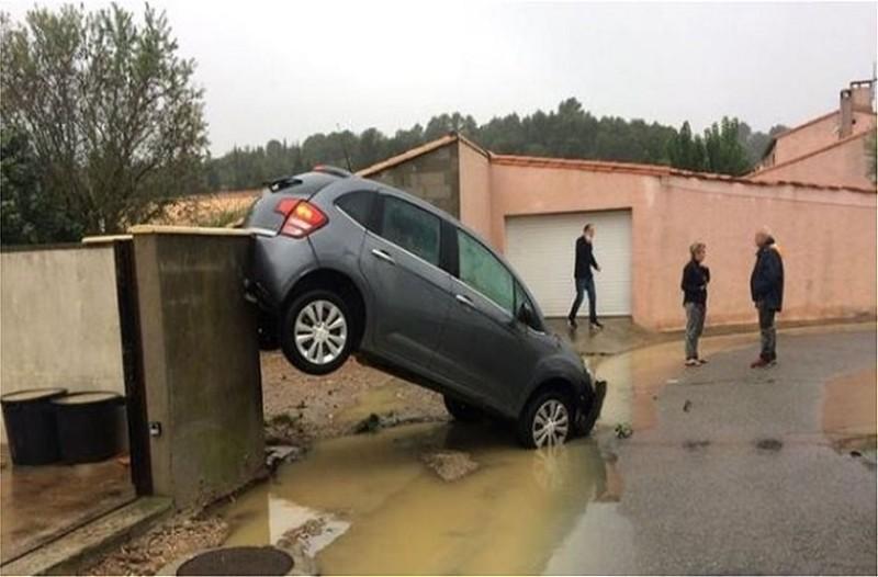 Τραγωδία στη Γαλλία: Τουλάχιστον 6 άνθρωποι έχασαν την ζωή τους στις καταστροφικές πλημμύρες!