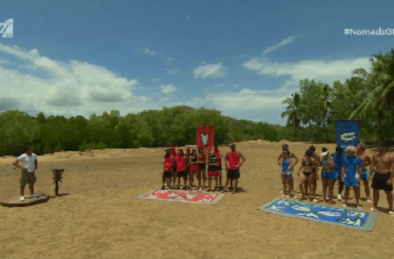 Nomads 2: Τρομερή ένταση μεταξύ των δύο ομάδων! Τι συνέβη; (video)