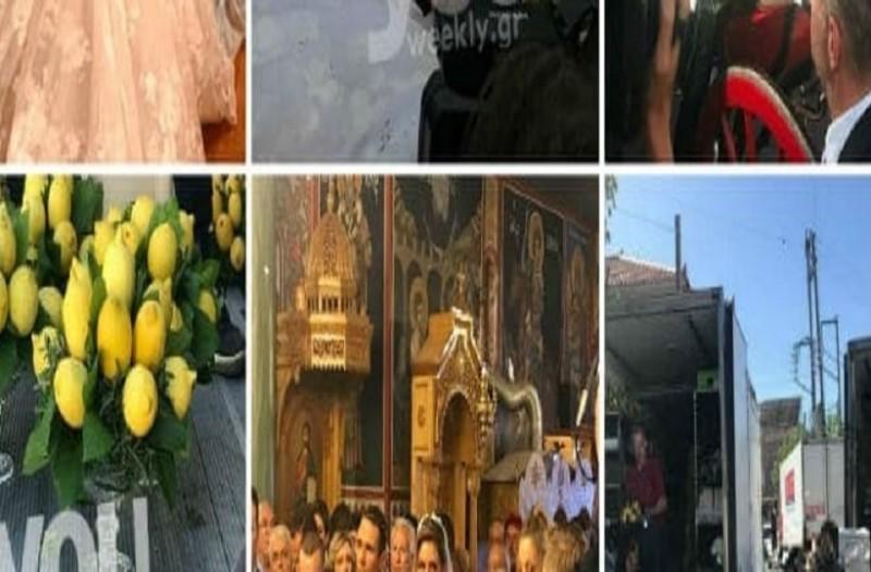 Γάμος Μενούνος: Το φωτογραφικό άλμπουμ και το τρικούβερτο γλέντι! (videos)