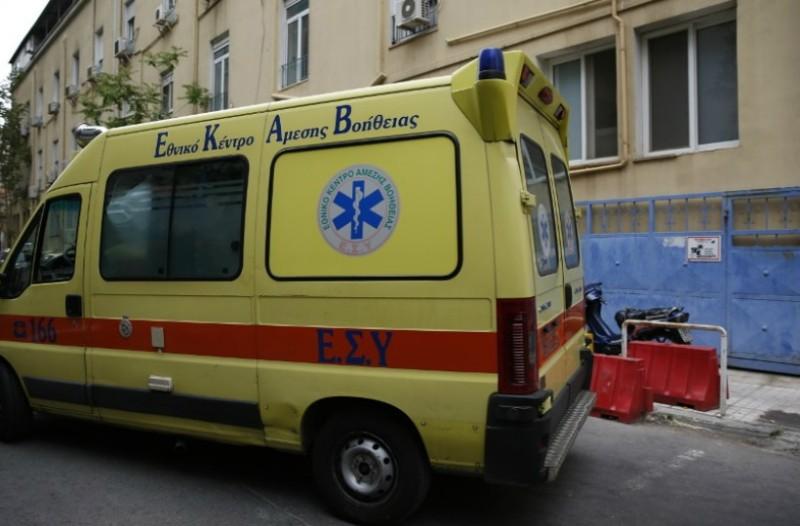 Τραγωδία στην Κατερίνη: 40χρονος έχασε τη ζωή του πέφτοντας από μπαλκόνι