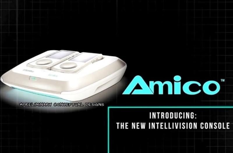 Amico: Η νέα παιχνιδομηχανή που θα σας ενθουσιάσει! (photos+video)