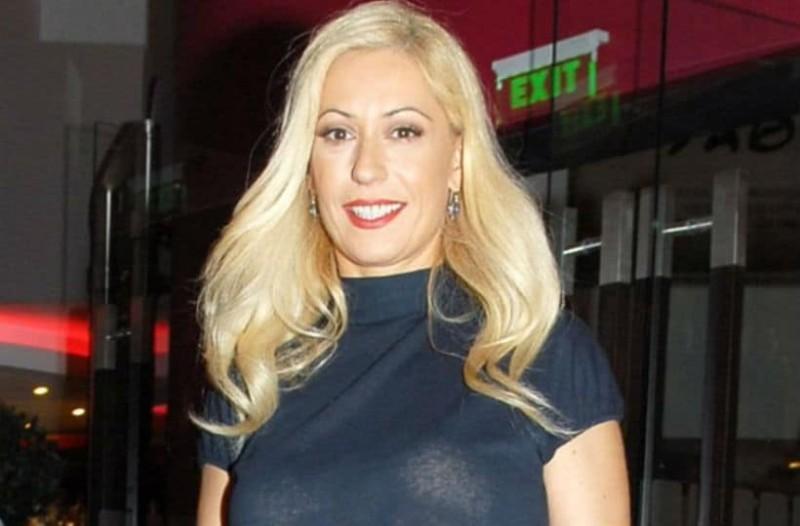 Η Μαρία Μπακοδήμου πήγε στο My style rocks - Δεν φαντάζεστε τι ζήτησε από τον πρώην άντρα της(photo)