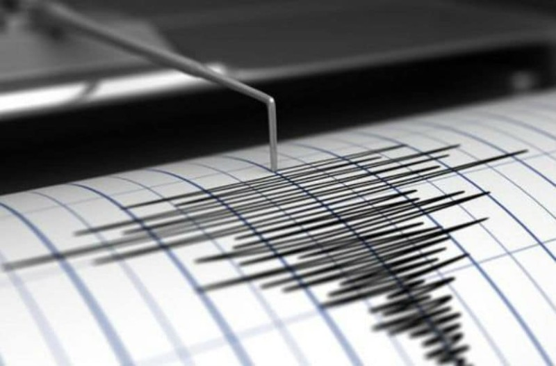 Σεισμός ανατολικά της Ρόδου!