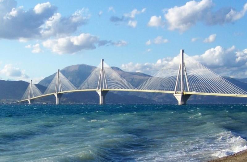 Συναγερμός στην γέφυρα Ρίο - Αντίρριο!