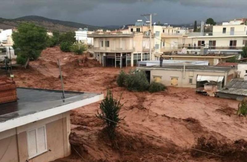 Μάνδρα: Ο Α. Πάγος κάνει έρευνα για την... διαρροή κλήσεως υπόπτων για τις πλημμύρες