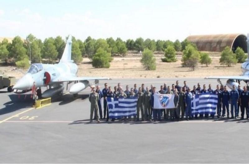 Οι καλύτεροι πιλότοι του ΝΑΤΟ είναι Έλληνες!
