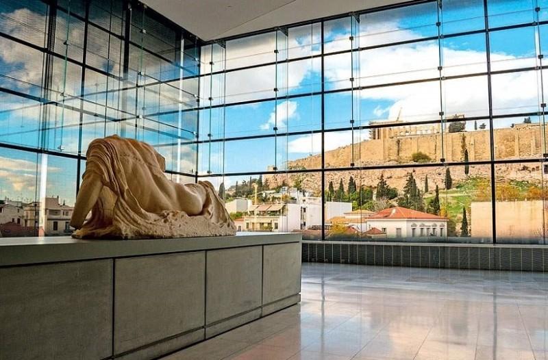 Μουσείο Ακρόπολης: Συναυλία με ελεύθερη είσοδο στην αίθουσα του Παρθενώνα