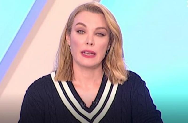 Με κλάματα ξεκίνησε την εκπομπή η Τατιάνα Στεφανίδου! - TV - Athens ... e4b0ff83a1f