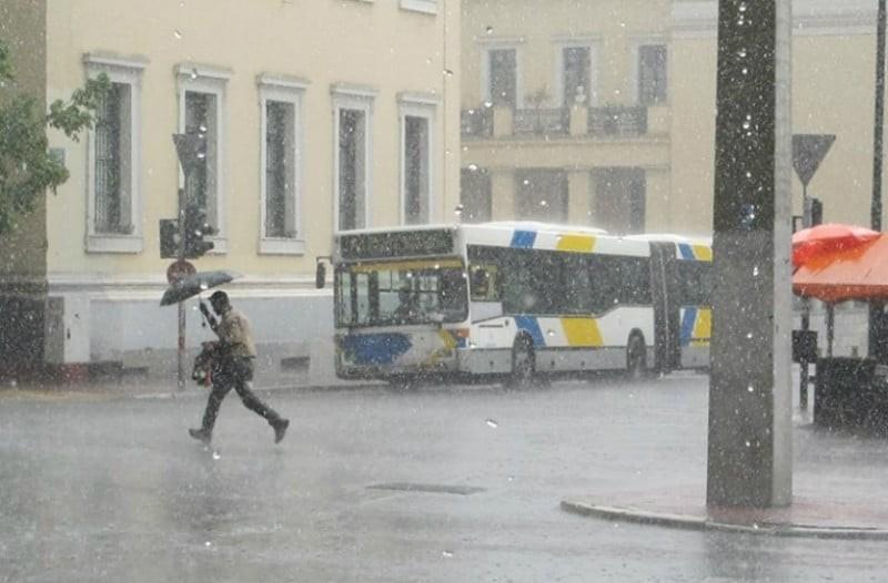 Καιρός: Επικίνδυνη μεταβολή του καιρού