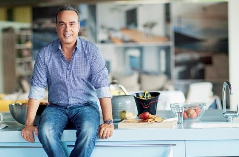 Ερωτευμένος και παντρεμένος ο Φώτης Σεργουλόπουλος: Αυτός είναι ο άνθρωπος της ζωής του!