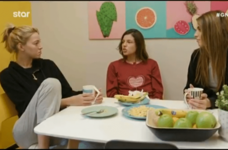 GNTM: Το απίστευτο μήνυμα της Στεριανού μετά την αποχώρησή της! (video)