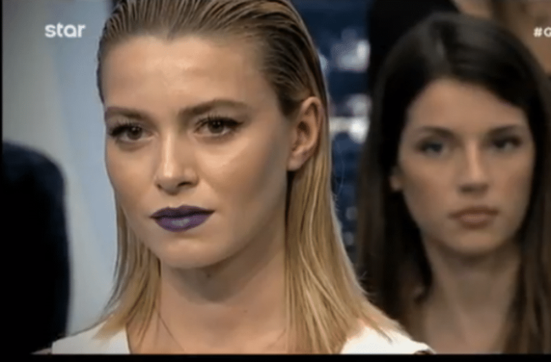GNTM: Το κράξιμο στην Εβελίνα και τα... δάκρυα! (video)