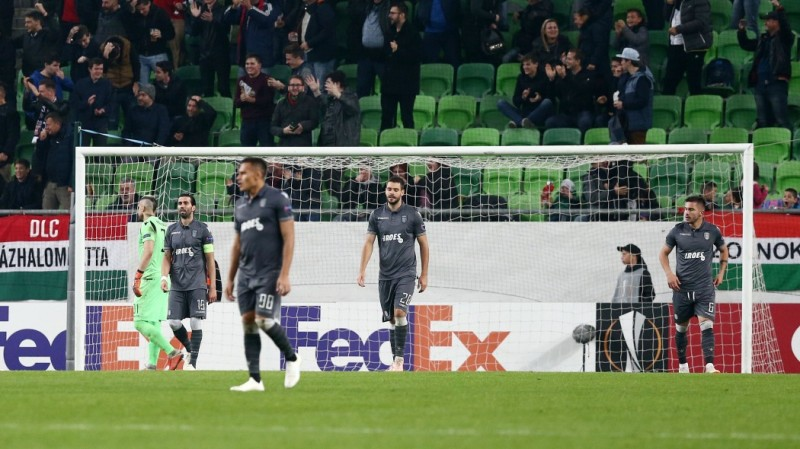 Europa League: Αντίο ζωή για τον ΠΑΟΚ!