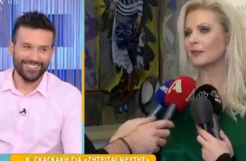 Κατερίνα Γκαγκάκη: Ξεκαθαρίζει τι θα γίνει με το «Ζητείται ψεύτης» και αν θα πάνε δικαστικά με τον Σεφερλή! (video)