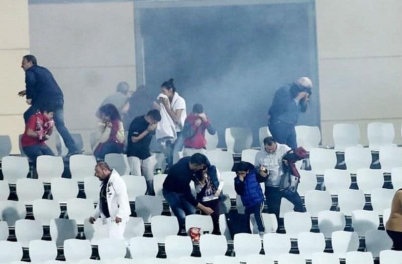 Ολυμπιακός: Αυτή είναι η απολογία μετά τα επεισόδια στην Πάτρα
