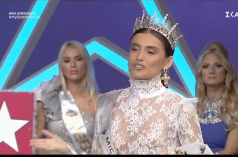 My style rocks 2 Gala: Η συγκίνηση της Μαρίας Λέκκα! Τι ανέφερε για την καταγωγή της; (video)