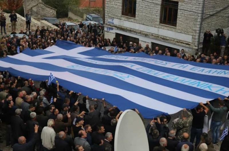 Απίστευτη πρόκληση από την Αλβανία: 52 Έλληνες κηρύχθηκαν ανεπιθύμητοι στη χώρα (video)