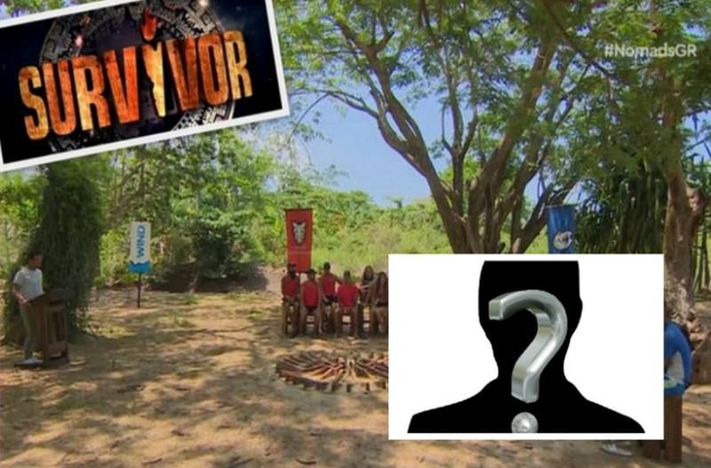 Nomads 2 - Αποκλειστικό: Αυτός ο παίκτης του Survivor