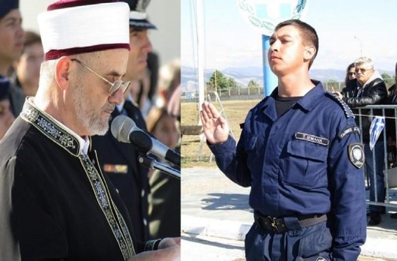 Θράκη: Ορκίστηκε σήμερα ο πρώτος μουσουλμάνος που μπαίνει στην ελληνική αστυνομία