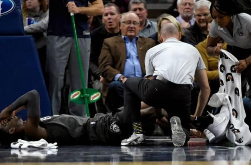 Τραυματισμός - σοκ στο NBA!