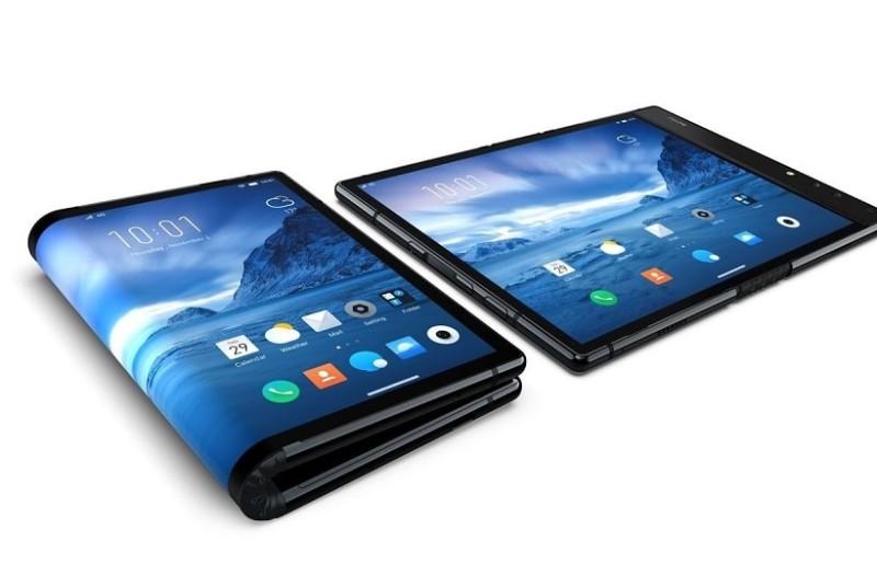 2fd6676636 Έρχεται το νέο έξυπνο κινέζικο κινητό! - Διπλώνει σαν πορτοφόλι και είναι  σαν τάμπλετ ευλύγιστο