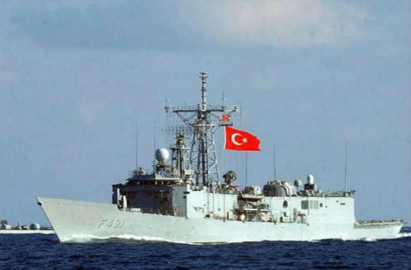 Νέο σκηνικό έντασης από την Τουρκία στο Αιγαίο!
