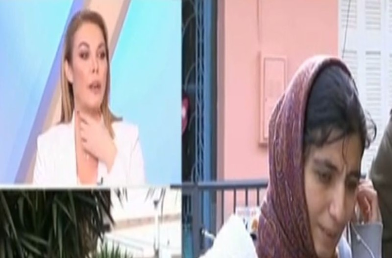 Τραγική ειρωνεία: Την ώρα που μιλούσε για το παιδί της στην Τατιάνα Στεφανίδου εκείνο άφηνε την τελευταία του πνοή!
