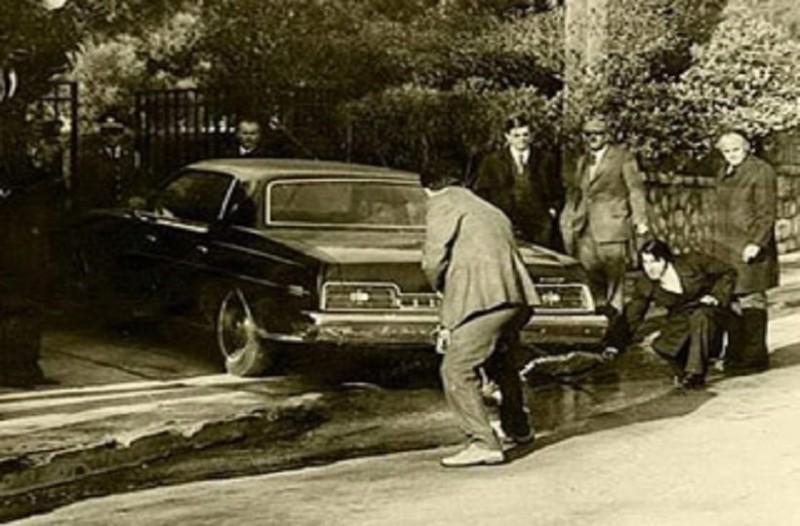 Σαν σήμερα στις 23 Δεκεμβρίου το 1975 έγινε η δολοφονία Γουέλς