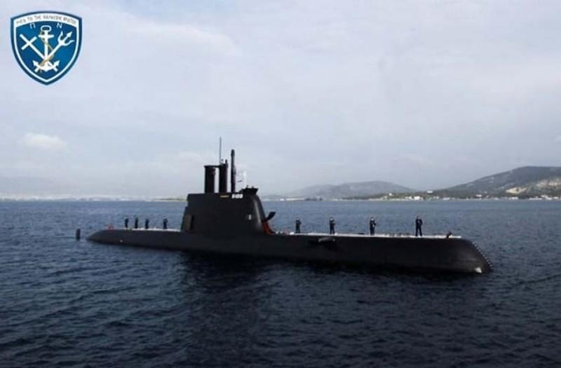 Εντυπωσιακό βίντεο: Το Πολεμικό Ναυτικό γιορτάζει και τιμά τον Άγιο Νικόλαο