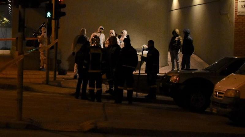 Έκρηξη βόμβας στον τηλεοπτικό σταθμό ΣΚΑΪ! (Photos & Video) 30