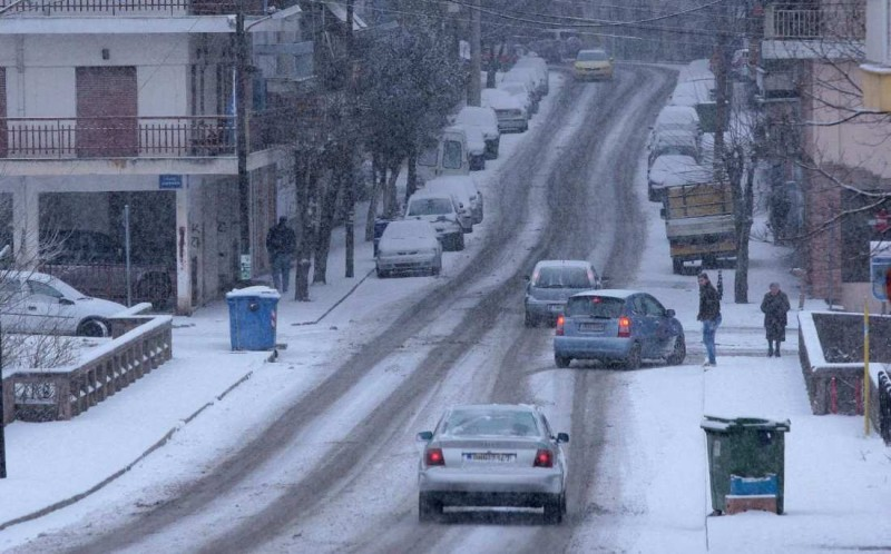 Έκτακτο δελτίο επιδείνωσης καιρού: Χιόνια και ραγδαία πτώση της θερμοκρασίας τα Χριστούγεννα!