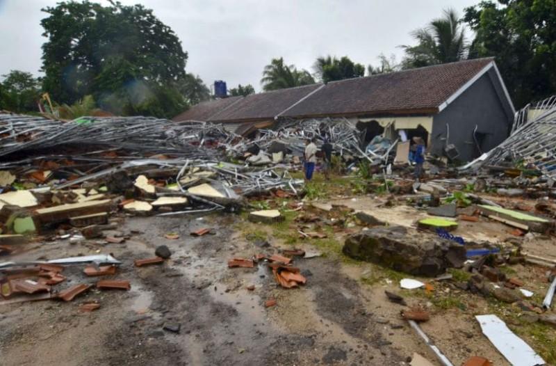 Τσουνάμι στην Ινδονησία: Δεν υπάρχουν αναφορές για Έλληνες ανάμεσα στα θύματα!
