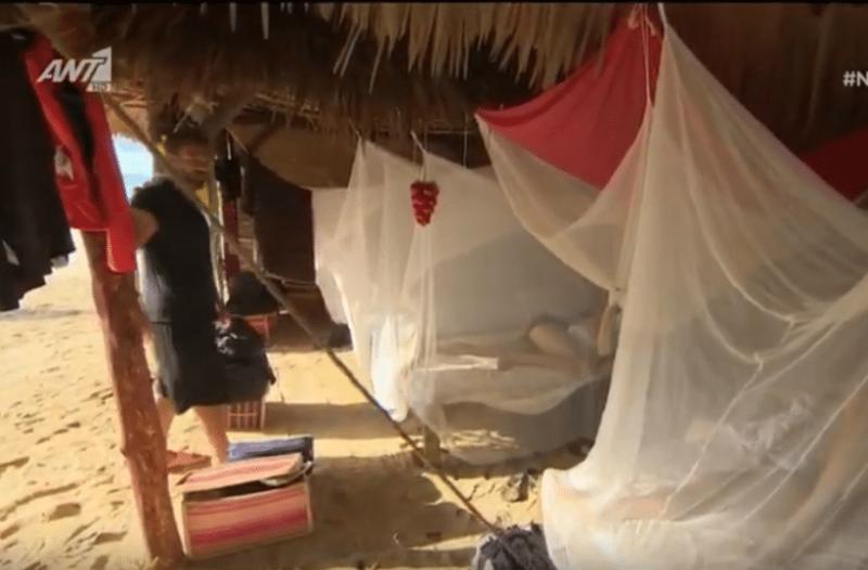Nomads 2: Δεν φαντάζεστε τι έκανε ο Χανταμπάκης στους συμπαίκτες του! (video)
