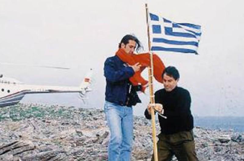 Σαν σήμερα 27 Δεκεμβρίου 1995 η κρίση των Ιμίων που συντάραξε τη χώρα