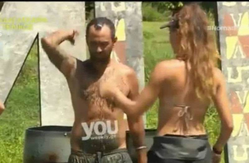 Nomads 2: Έξαλλος ο Κώστας Αναγνωστόπουλος! Τι συνέβη; (Βίντεο)