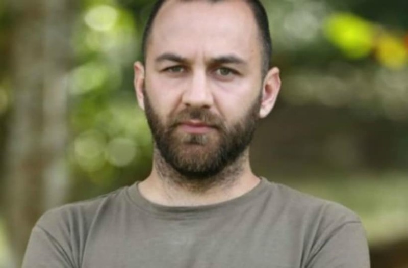 Nomads 2: Ξύρισε το κεφάλι του ο Κώστας Αναγνωστόπουλος μετά το παιχνίδι!