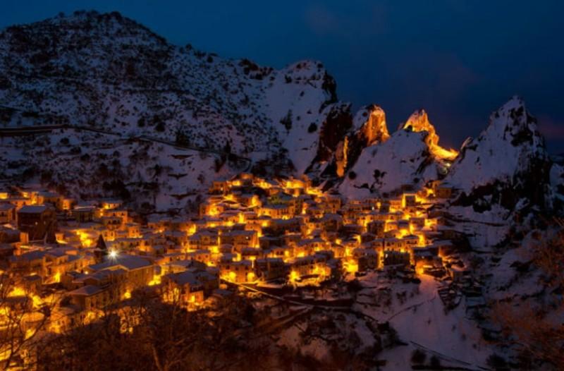 Pietrapertosa: Ένα ορεινό διαμάντι