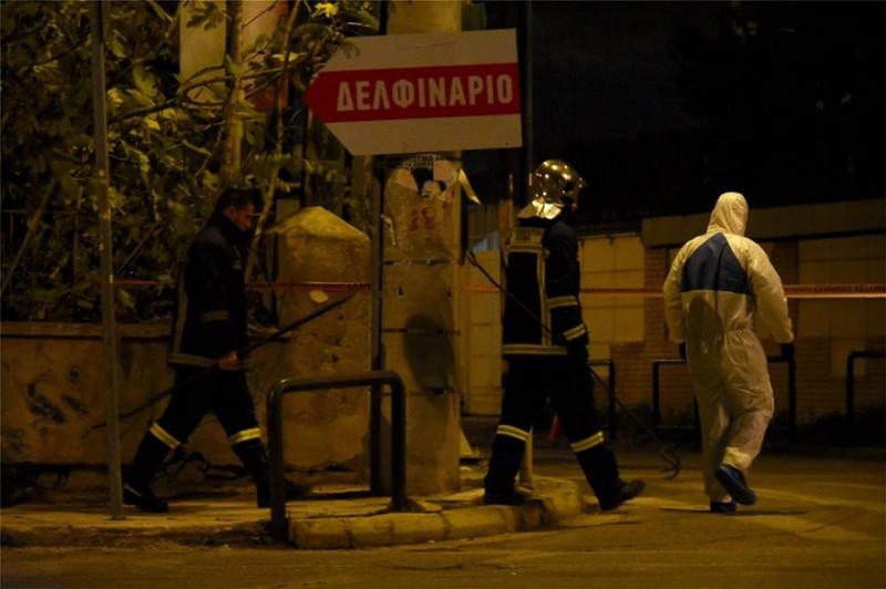 Έκρηξη βόμβας στον τηλεοπτικό σταθμό ΣΚΑΪ! (Photos & Video) 32