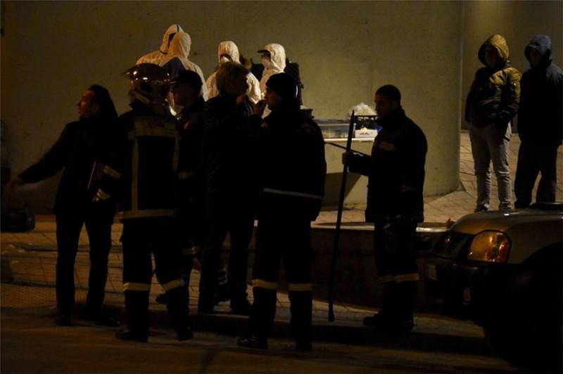 Έκρηξη βόμβας στον τηλεοπτικό σταθμό ΣΚΑΪ! (Photos & Video) 33
